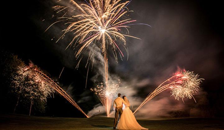 Vatrometi za svadbe i rođendane Pyro-Team